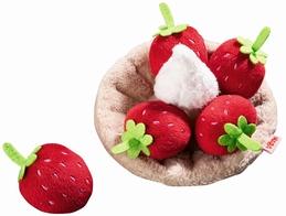 Tartelette med jordgubbar
