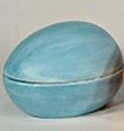 Påskägg i keramik