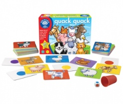 Quack quack spel