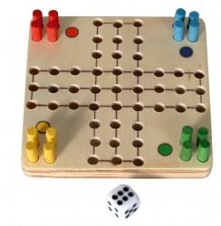 Mini Games: Fiaspel av trä