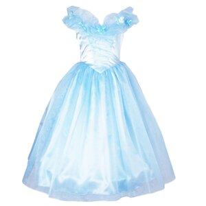 """Prinsessklänning """"Blue Fairytale"""""""