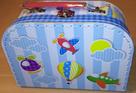 Väska med flygplan