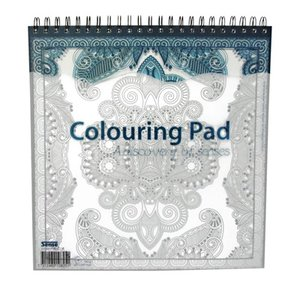 Colouring Pad