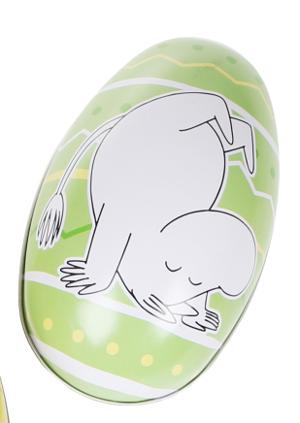 Mumin ägg