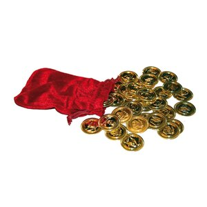 Pirat guldpengar