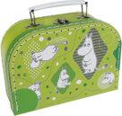 Grön Mumin väska