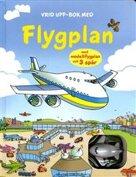 Vrid upp-bok med Flygplan